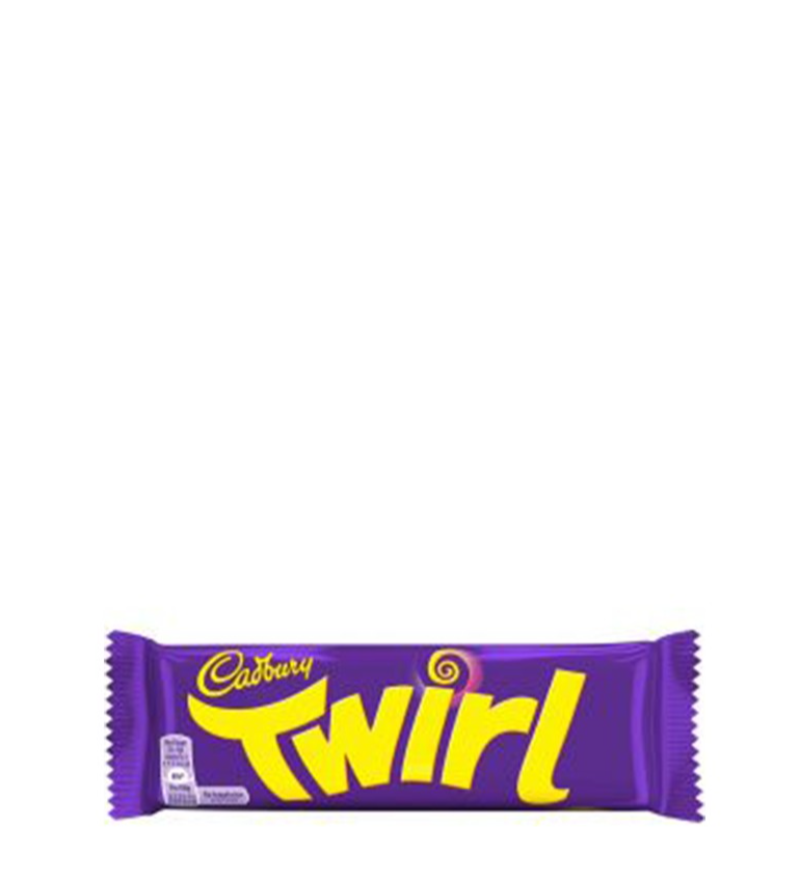 Cadbury Twirl Single Bar