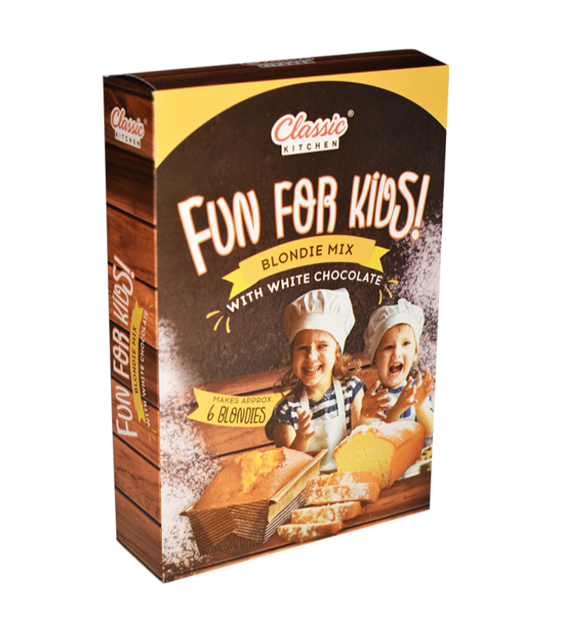 Classic Kitchen Fun for Kids