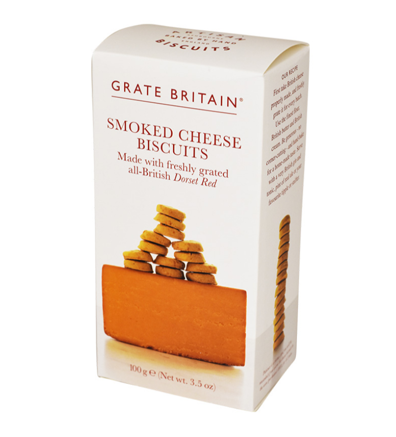 Grate Britain keksz