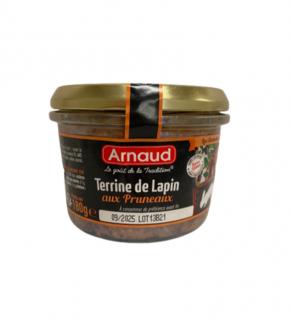 Arnaud Lapin Aux Pruneaux