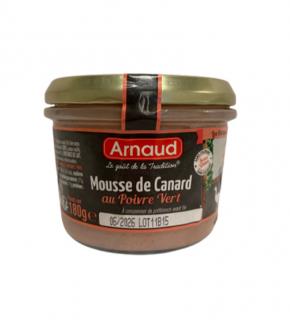 Arnaud Mousse Canard Au Poivre Vert