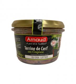 Arnaud Terrine de Cerf au Cognac
