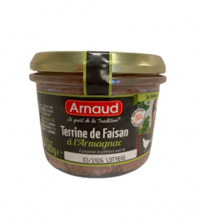 Arnaud Terrine de Faisan