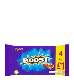 Cadbury Boost tejcsokoládé