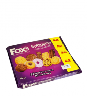 Fox's Favourites