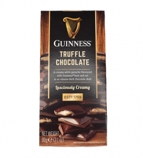 Guinness Truffle Chocolate