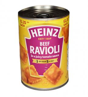 Heinz Beef Ravioli