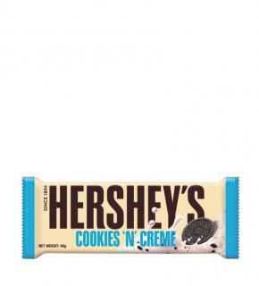Hershey's fehércsokis keksz