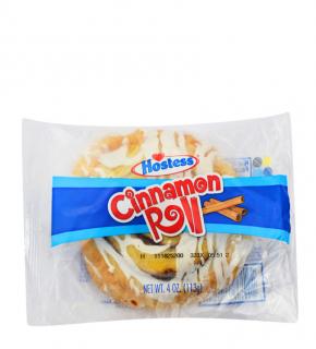 Hostess Cinnamon Roll