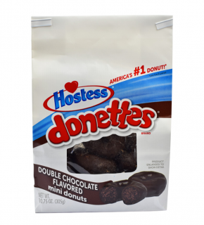 Hostess donettes double chocolate