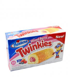 Hostess Twinkies Mixed Berry