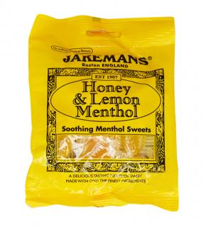 Jakemans Honey&Lemon