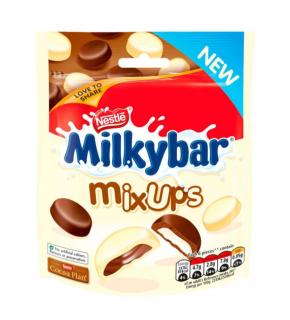 Milkybar Mixups korong