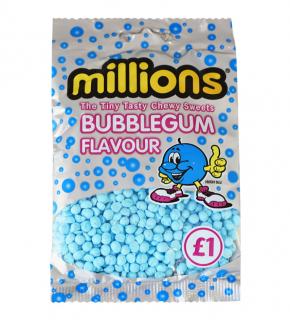 Millions olvadós cukorka