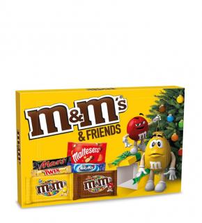 M&M's Friends