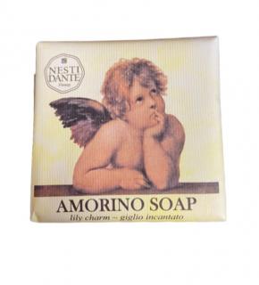 Nesti Amorino Soap Lily Charm