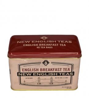 New English Teas