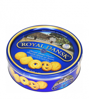 Royal Dansk vajas keksz
