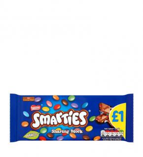 Smarties Sharing Block