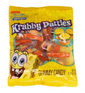 Sponge Bob Krabby Patties
