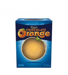 Terry's Orange tejcsoki