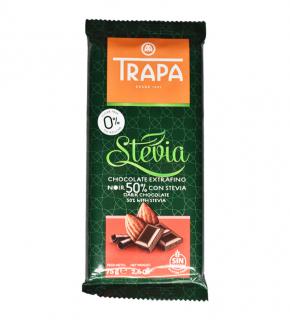 Trapa Chocolates Stevia